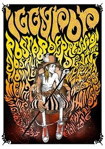 Iggy Pop poster by Jemma