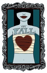The Fall poster by Tara McPherson