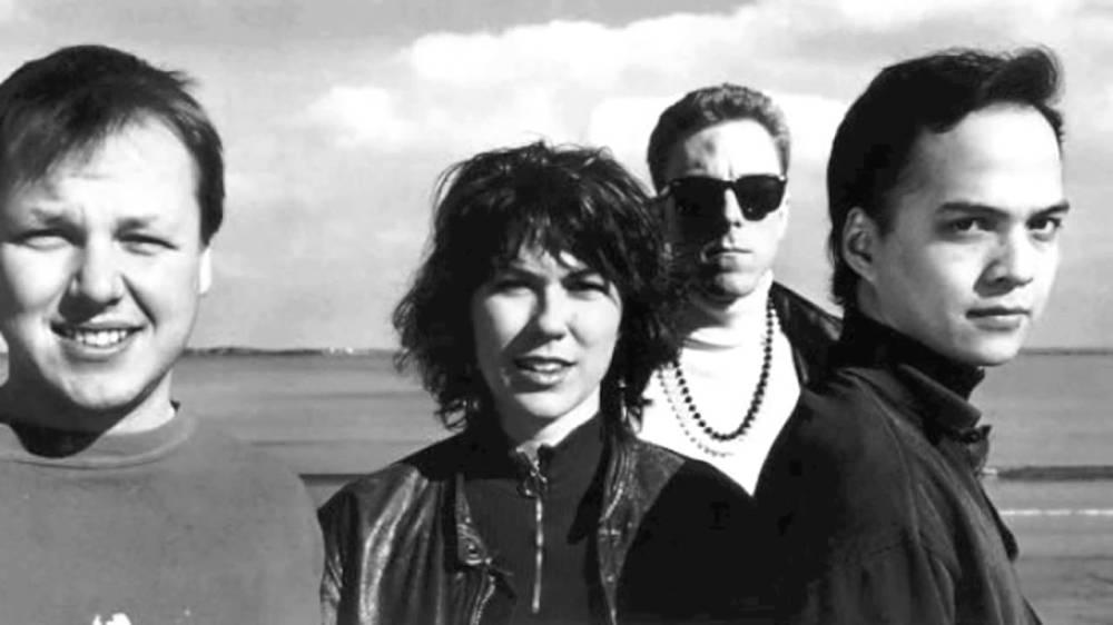 Pixies classic line up