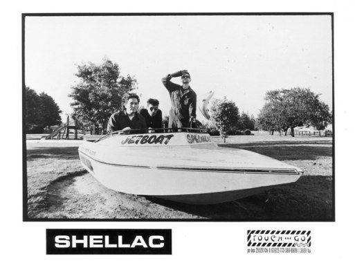 Shellac band shot large