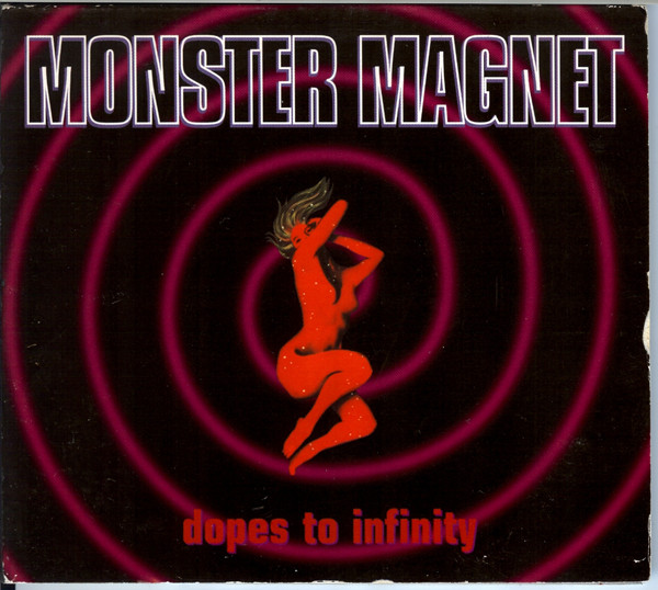 Monster Magnet - Dopes to Infinity sleeve