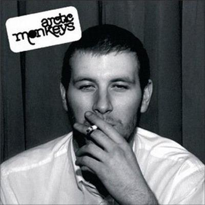 Arctic Monkeys - Whatever People Say I Am, That's What I'm Not Sleeve