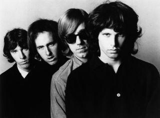 The Doors band photo